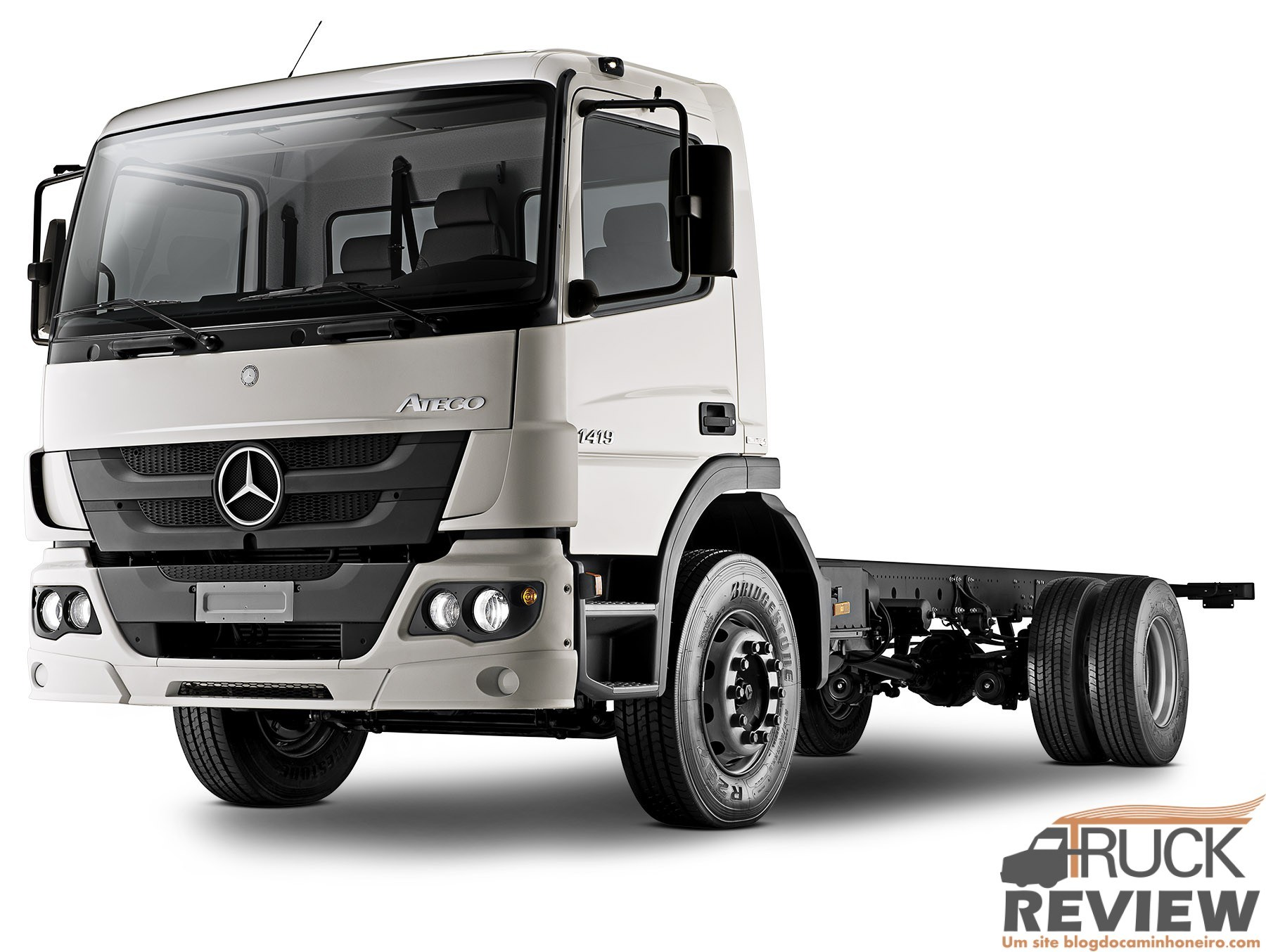 Mercedes-benz 1419 photo - 4
