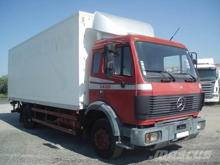 Mercedes-benz 1420 photo - 4