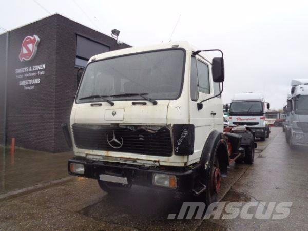 Mercedes-benz 1622 photo - 5
