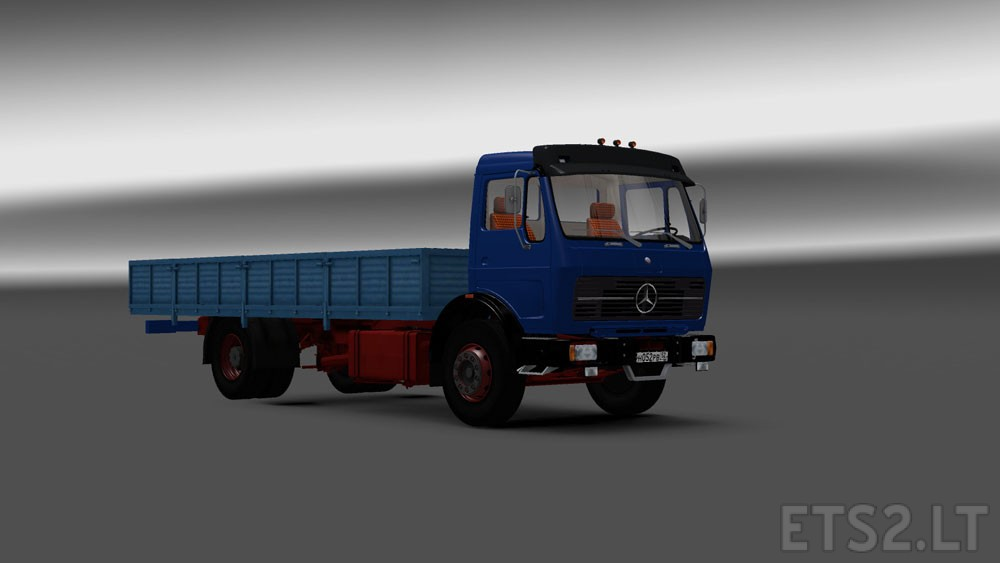 Mercedes-benz 1729 photo - 7