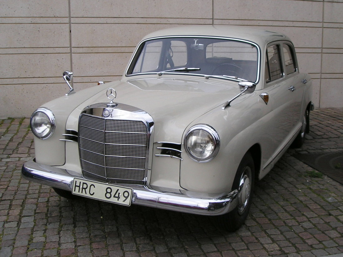Mercedes-benz 180b photo - 2