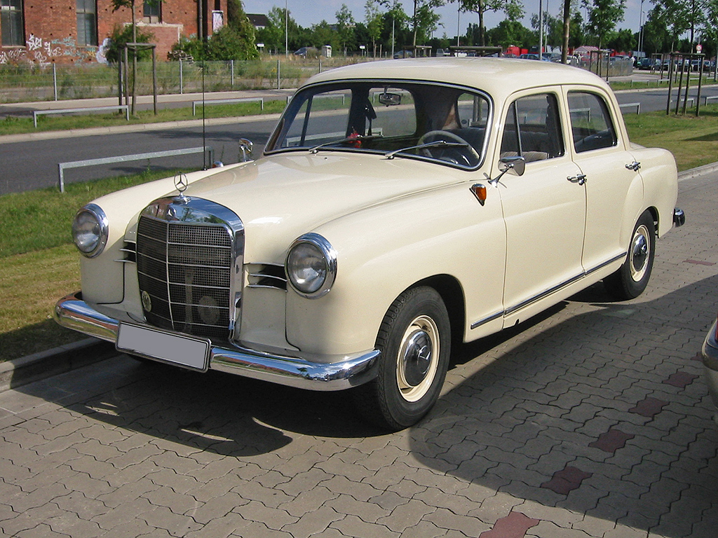 Mercedes-benz 180b photo - 7