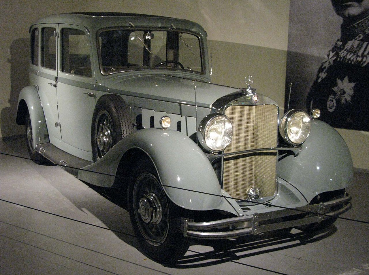 Mercedes-benz 1933 photo - 2