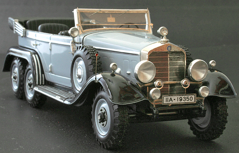 Mercedes-benz 1933 photo - 3