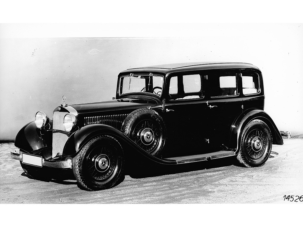 Mercedes-benz 1933 photo - 7