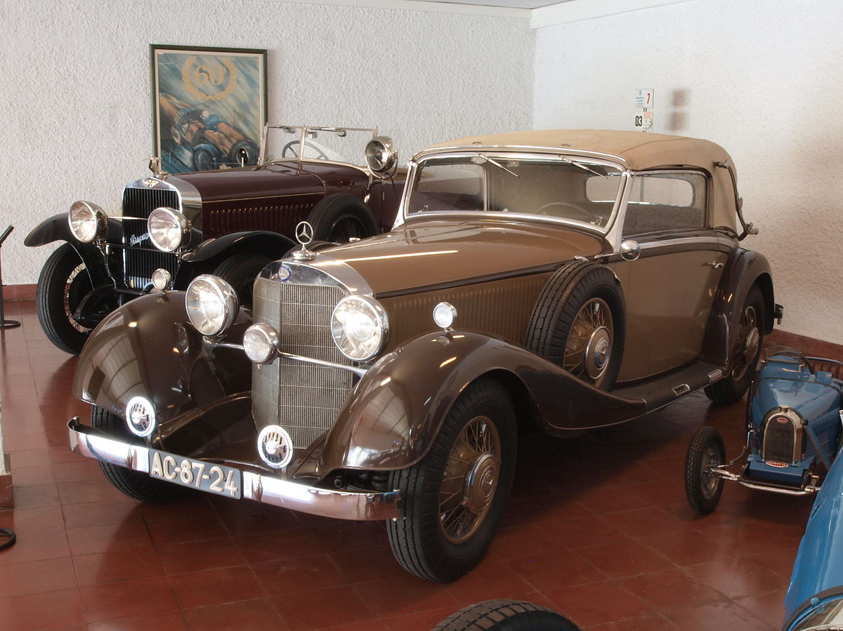 Mercedes-benz 1933 photo - 9