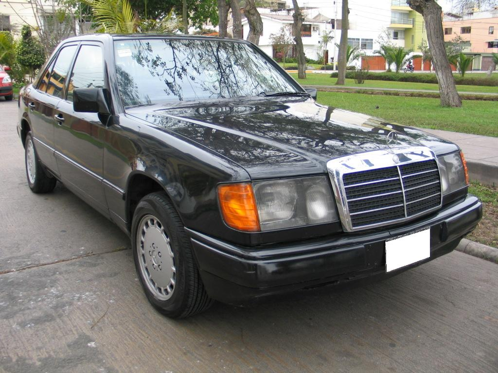 Mercedes-benz 200e photo - 10