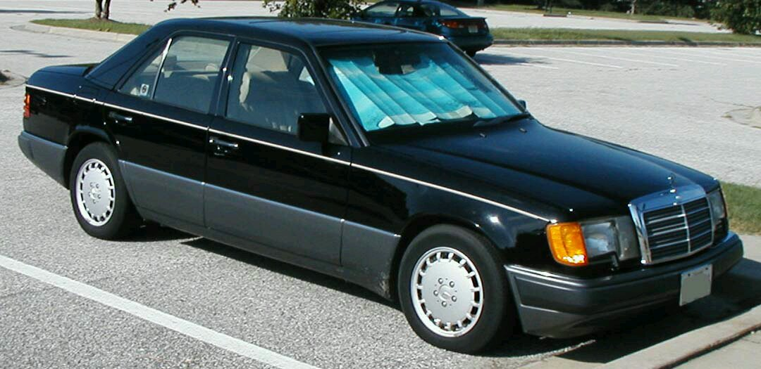 Mercedes-benz 200e photo - 6