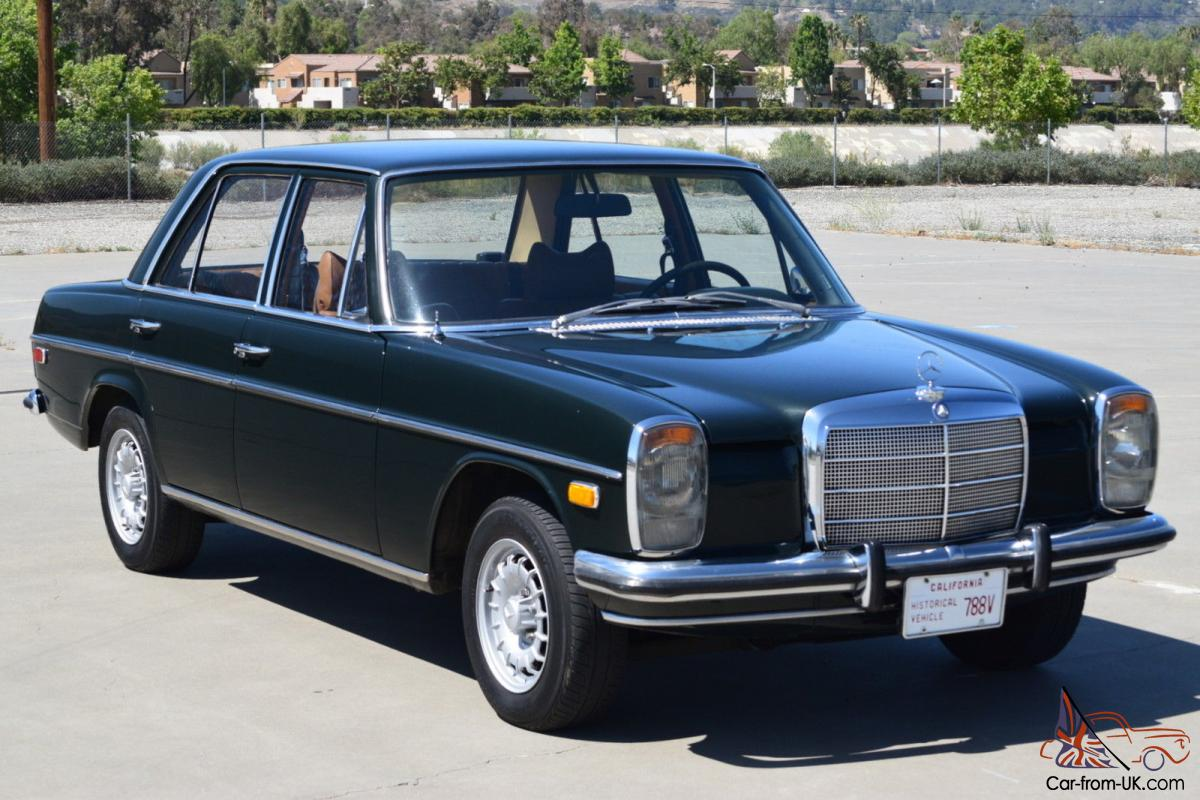 Mercedes-benz 220d photo - 1