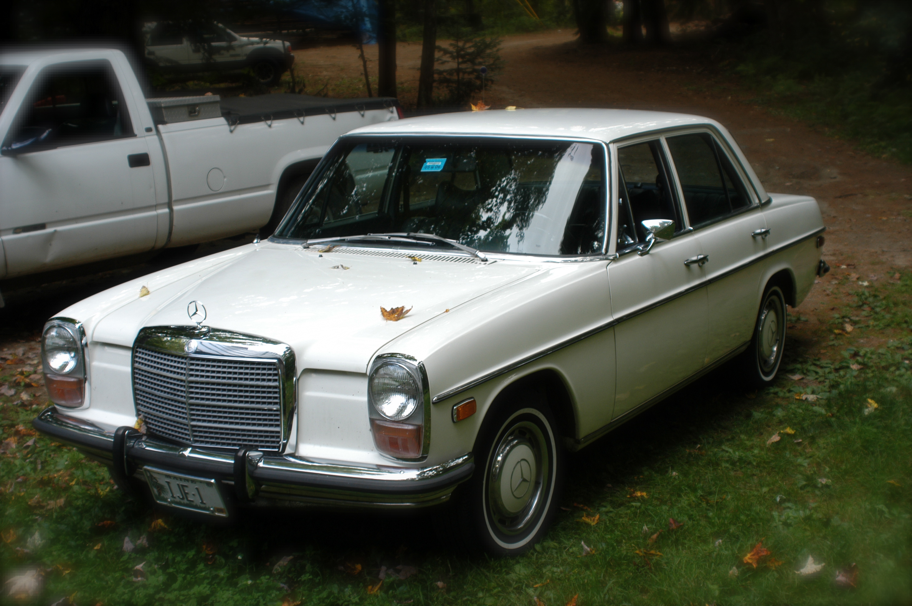 Mercedes-benz 220d photo - 2