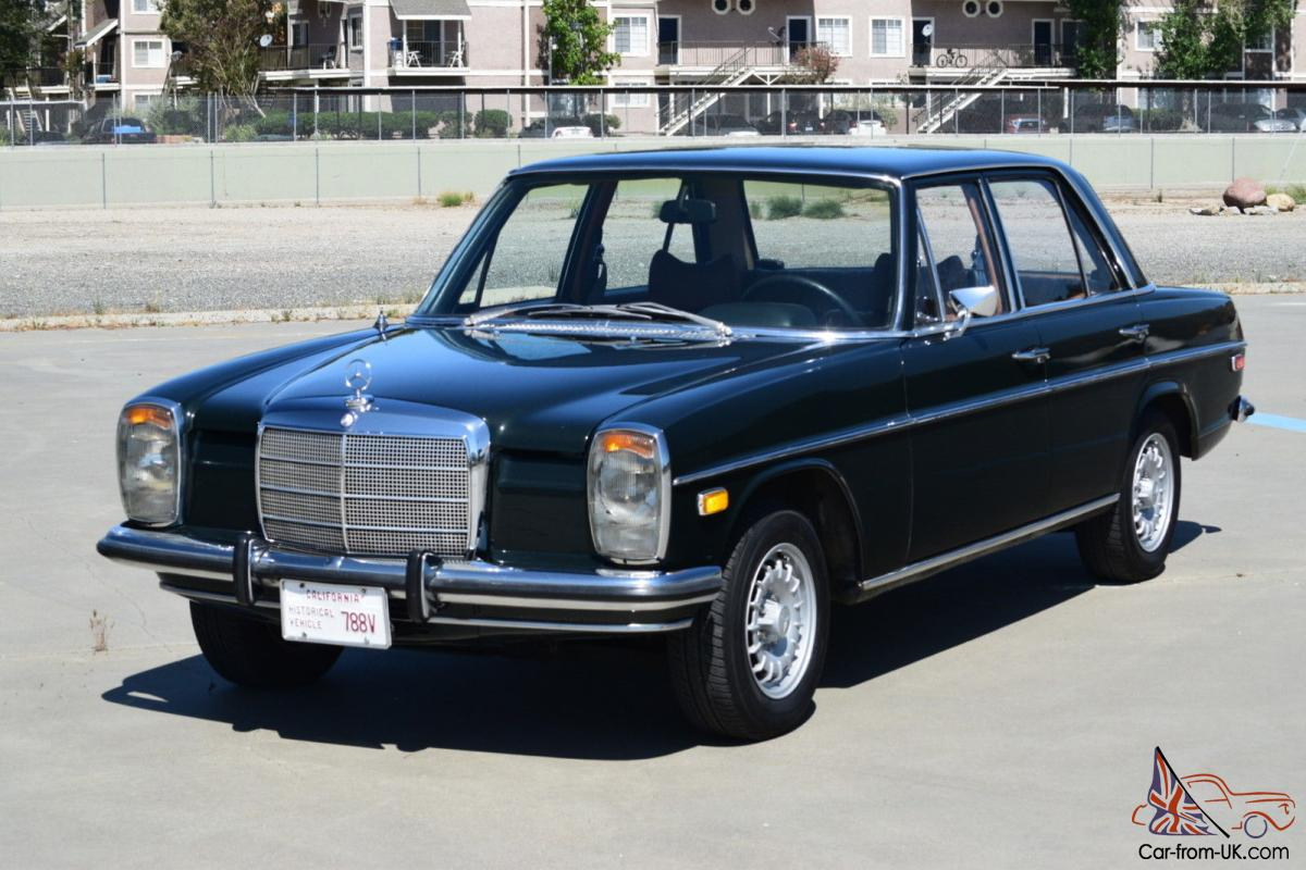 Mercedes-benz 220d photo - 7