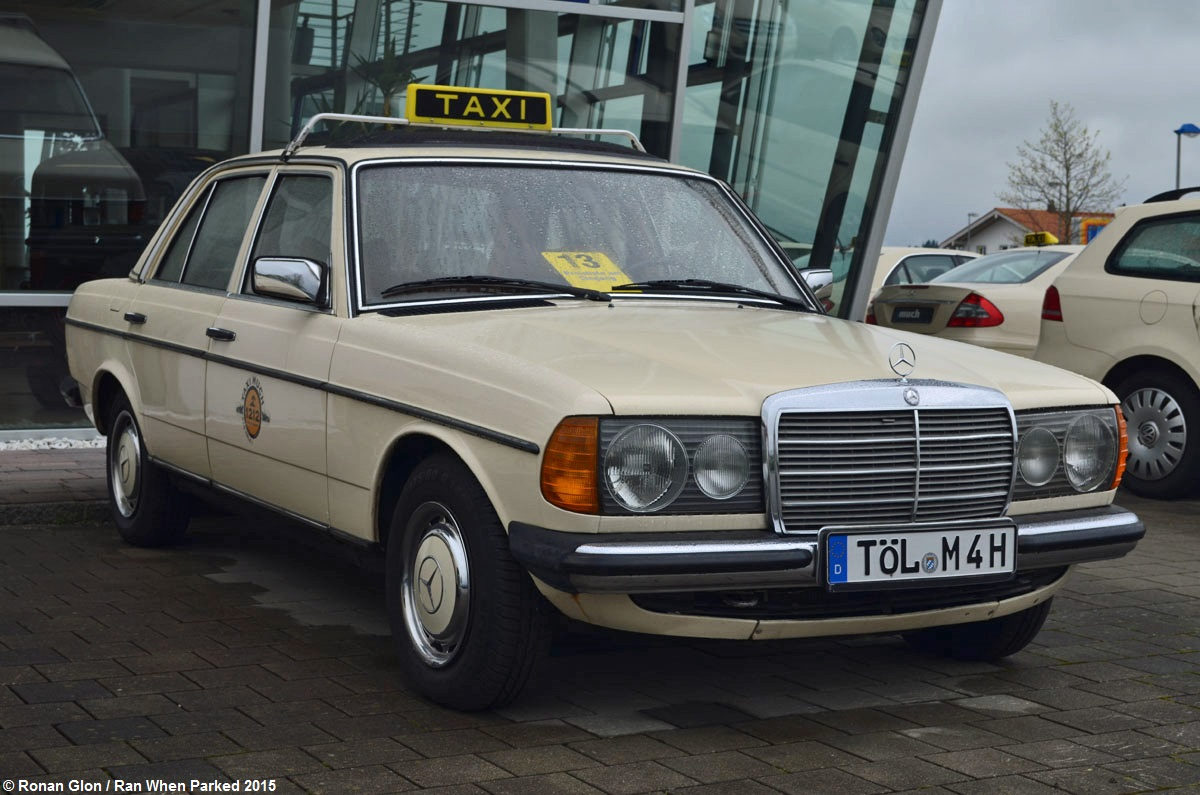Mercedes-benz 220d photo - 9