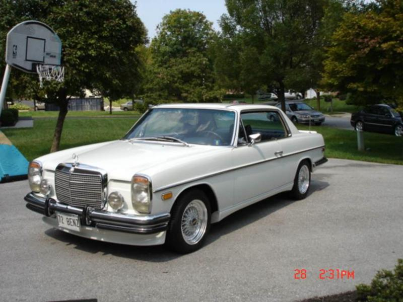 Mercedes-benz 250c photo - 10