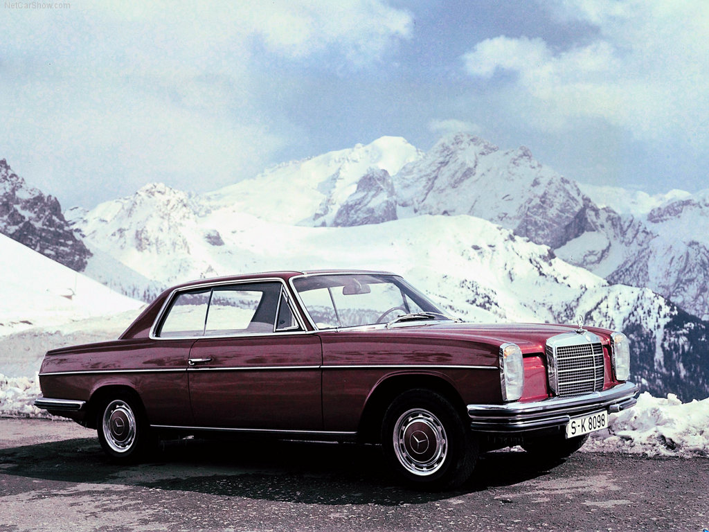 Mercedes-benz 250c photo - 6
