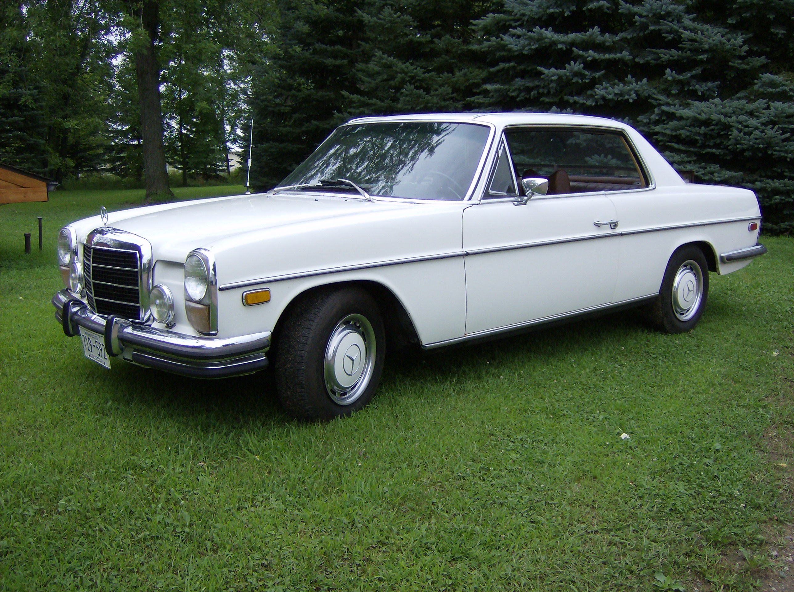 Mercedes-benz 250c photo - 7