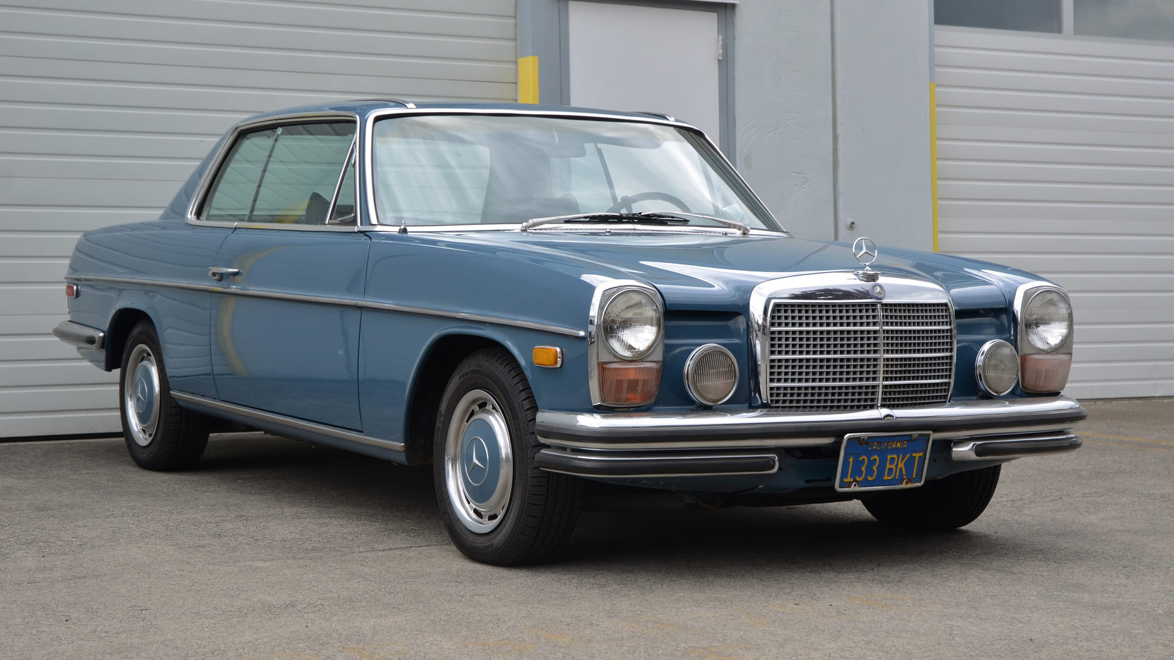 Mercedes-benz 250c photo - 8