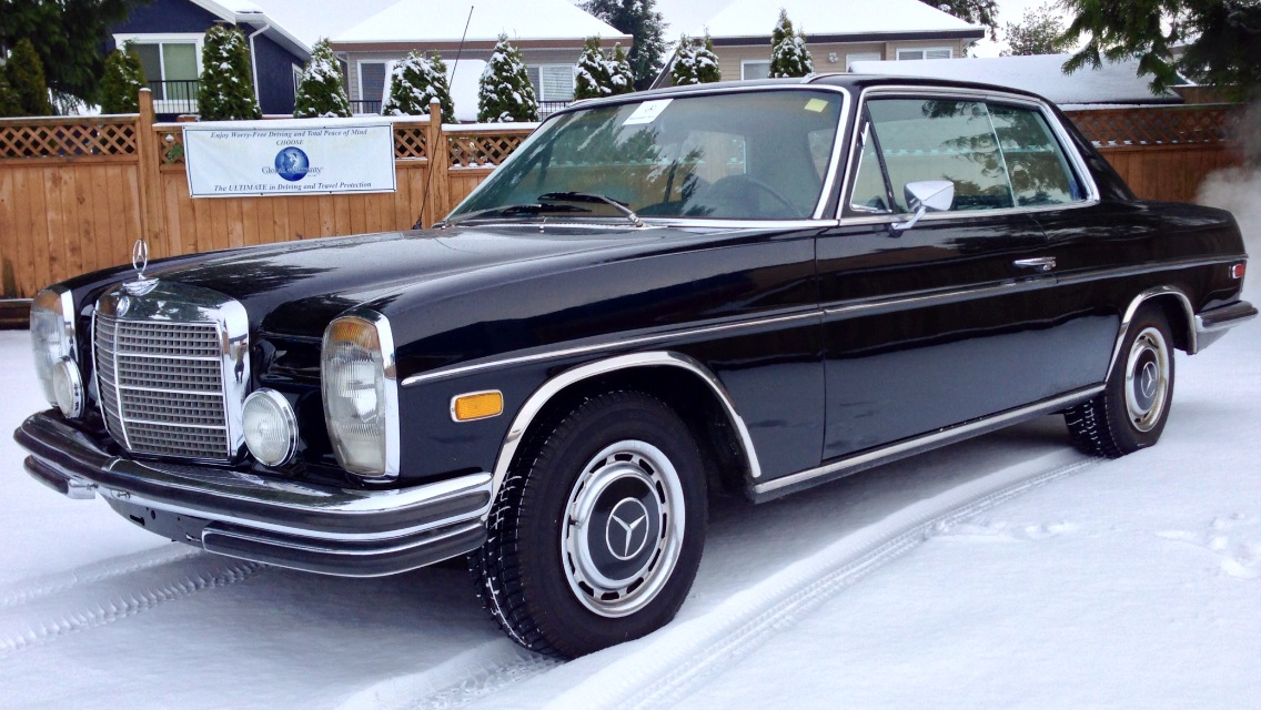 Mercedes-benz 250c photo - 9