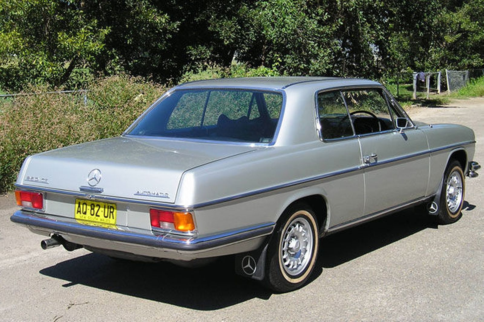 Mercedes-benz 250ce photo - 1