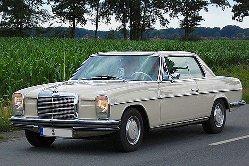 Mercedes-benz 250ce photo - 5
