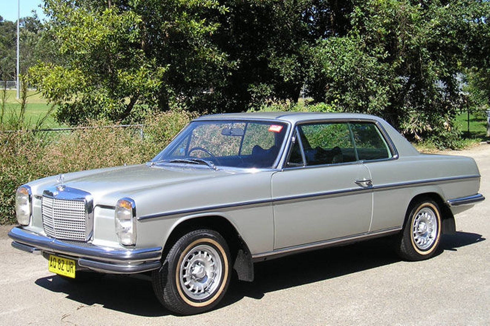 Mercedes-benz 250ce photo - 8