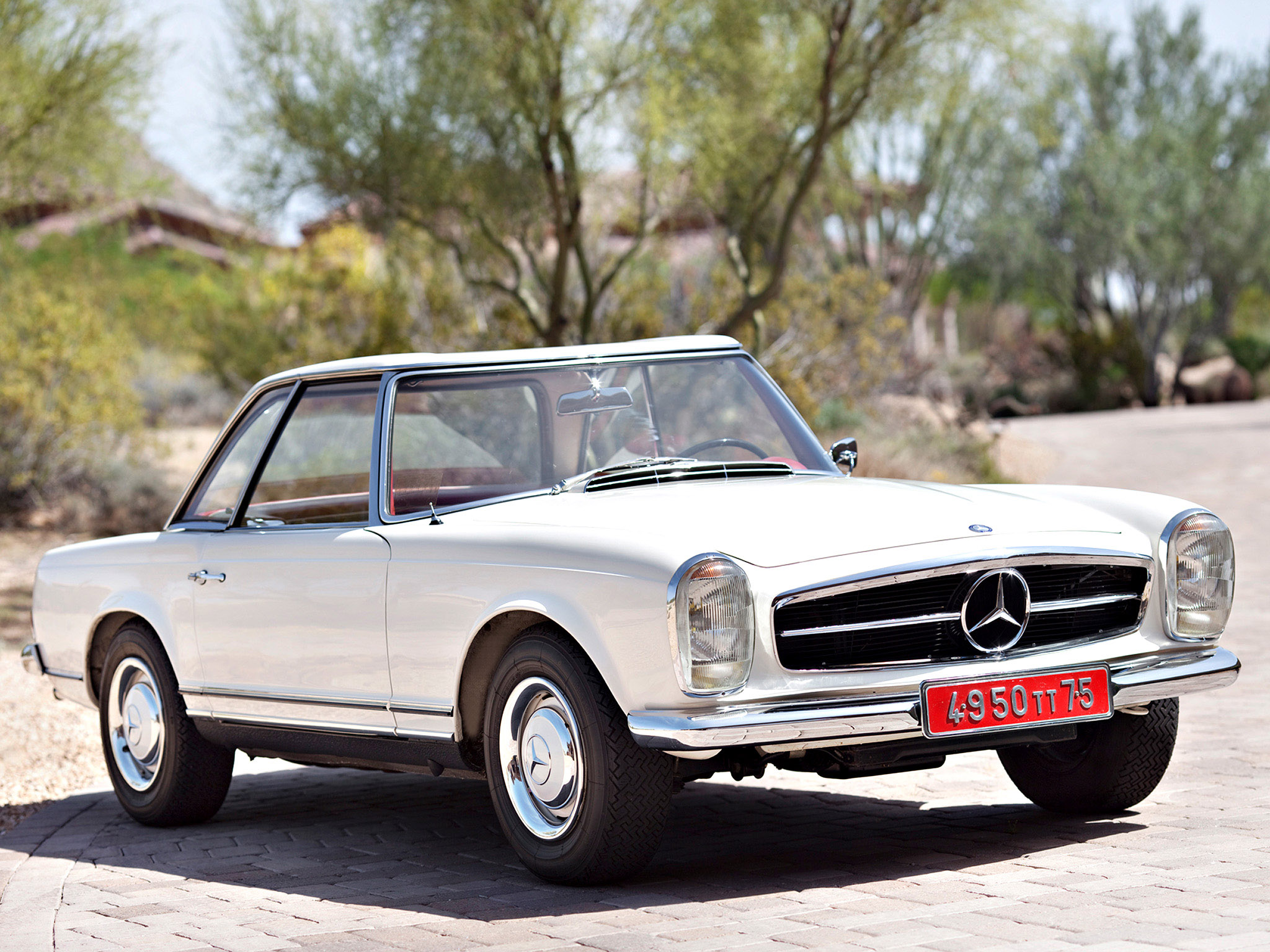 Mercedes-benz 250sl photo - 3