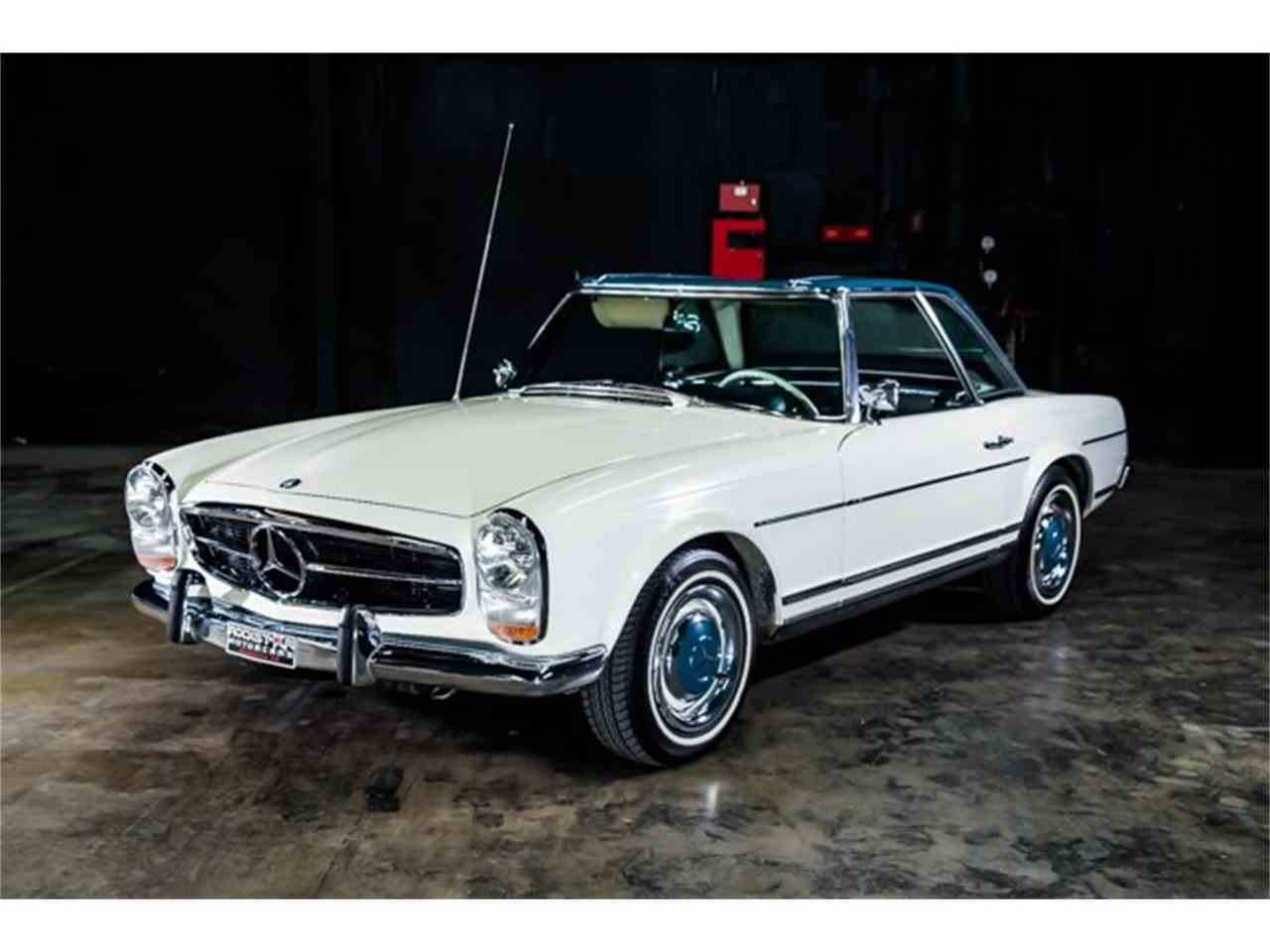 Mercedes-benz 250sl photo - 4