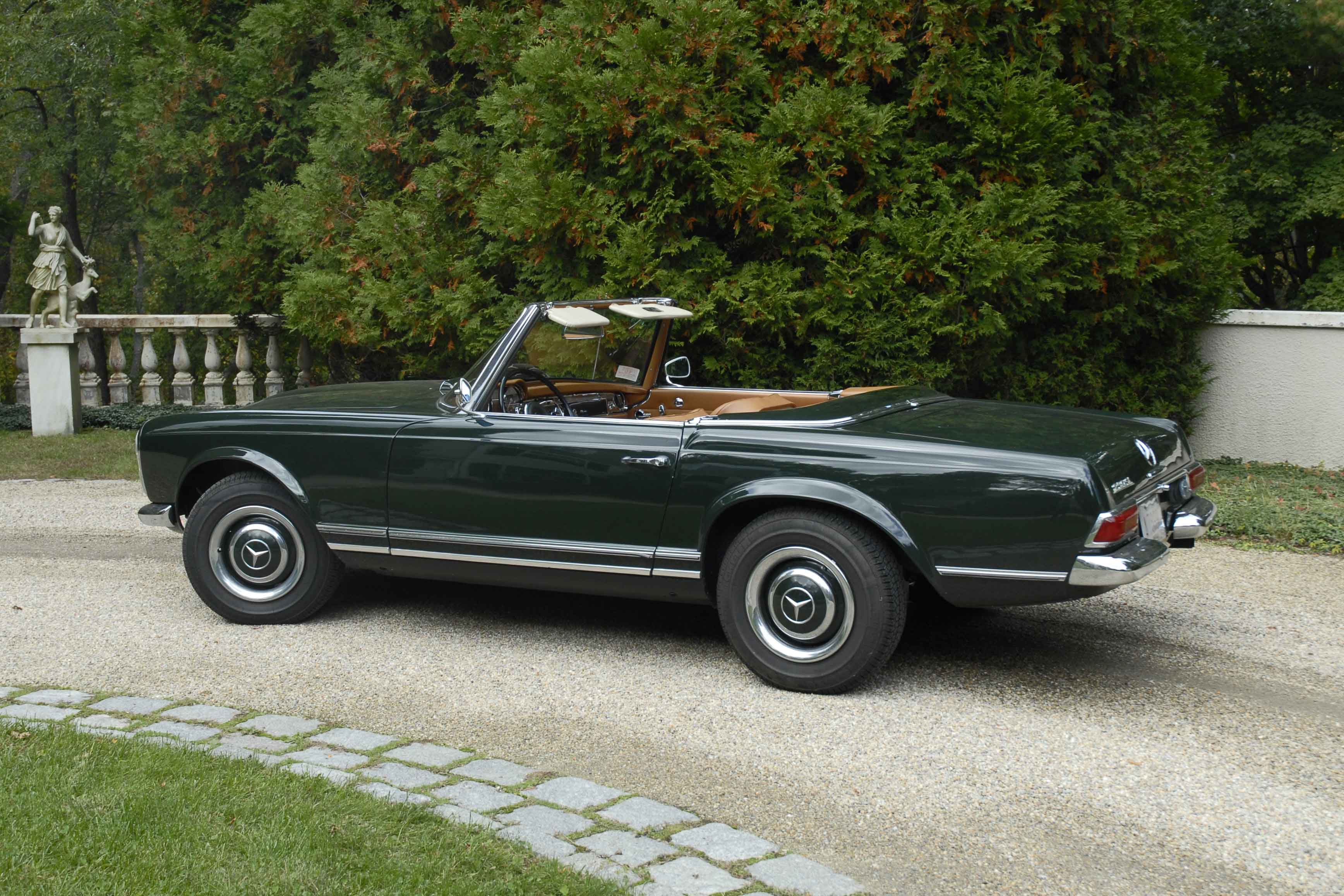 Mercedes-benz 250sl photo - 5