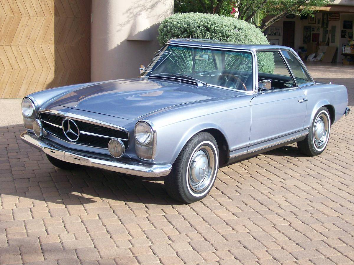 Mercedes-benz 250sl photo - 6