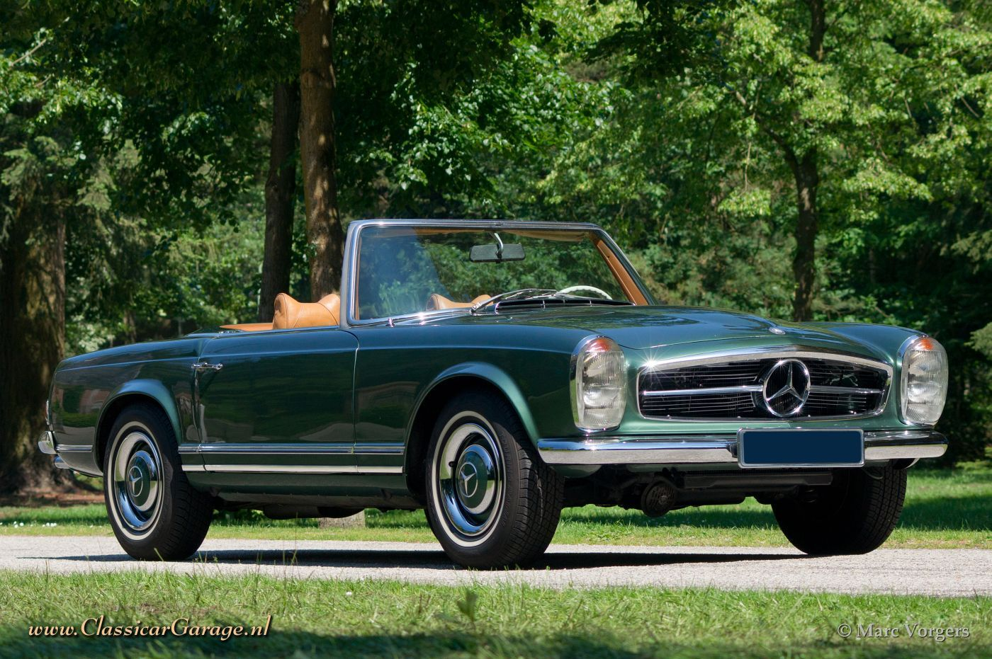 Mercedes-benz 250sl photo - 7
