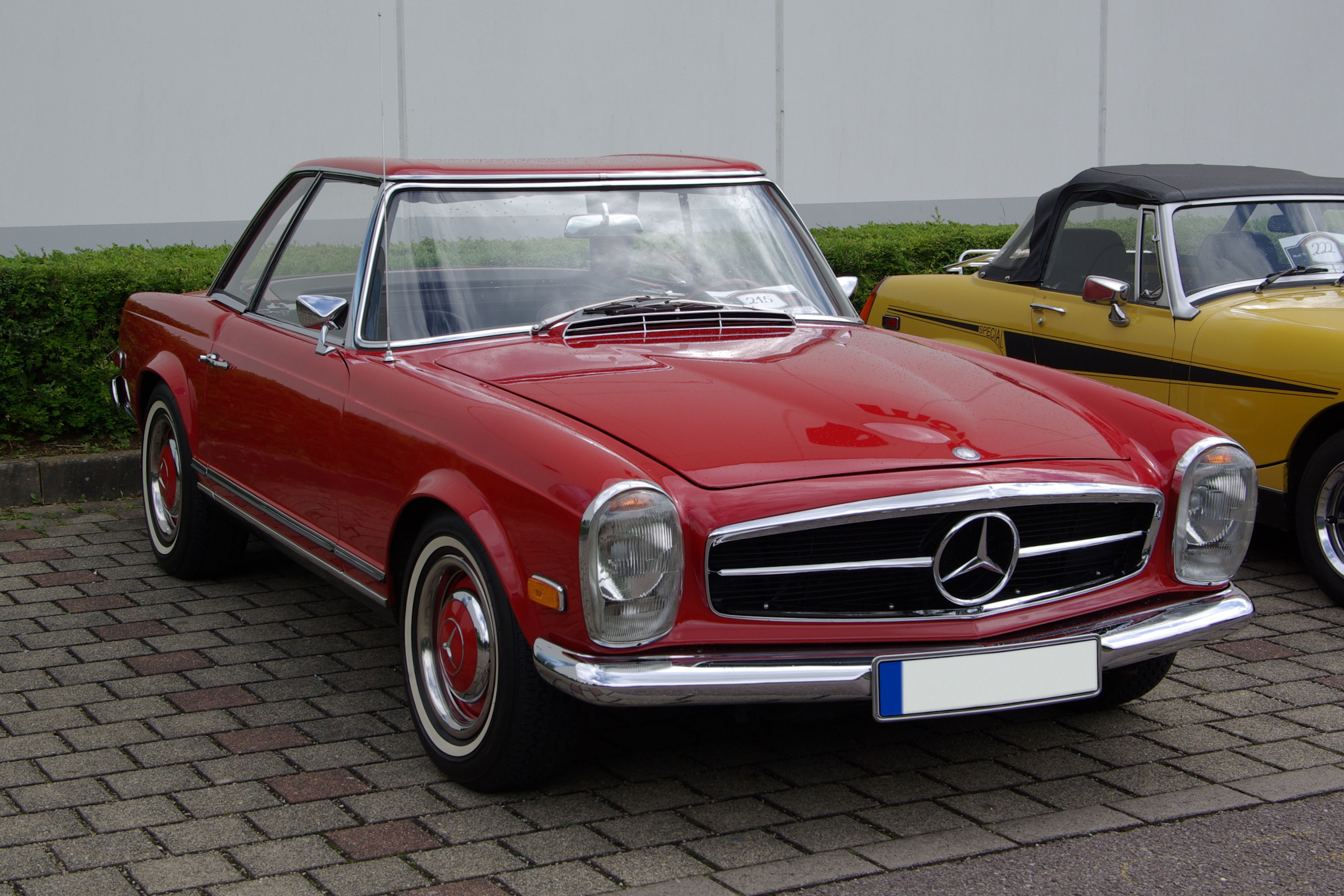 Mercedes-benz 250sl photo - 9