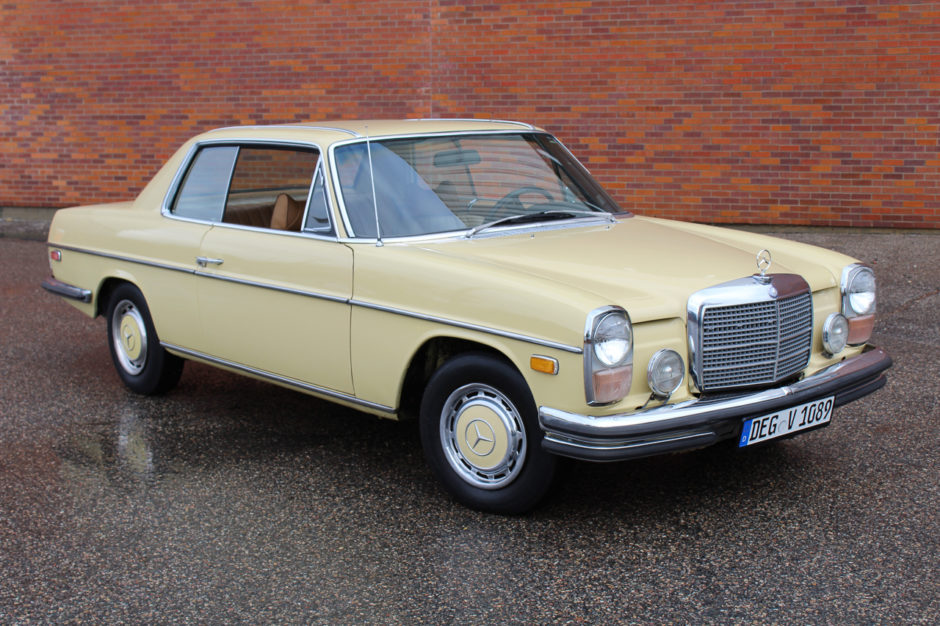 Mercedes-benz 280c photo - 5