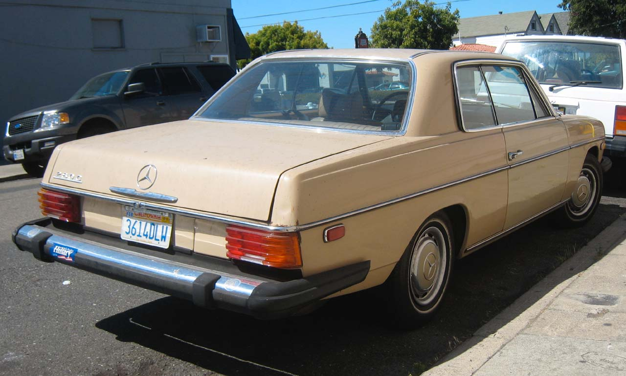Mercedes-benz 280c photo - 9