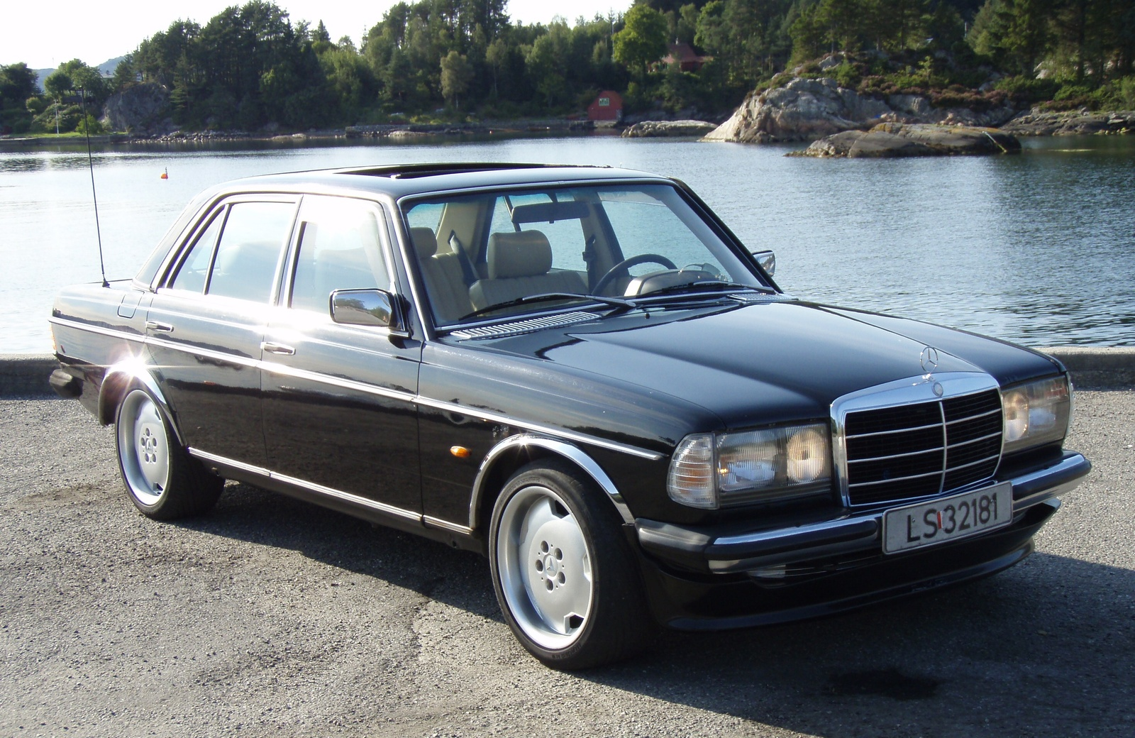 Mercedes-benz 280e photo - 1