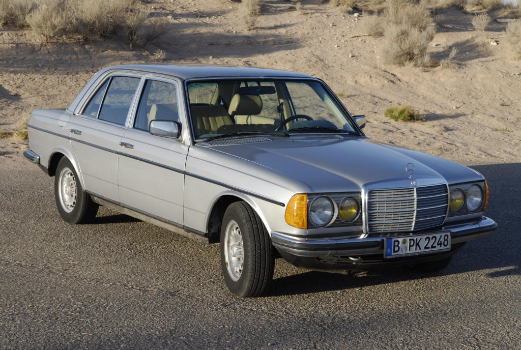 Mercedes-benz 280e photo - 2