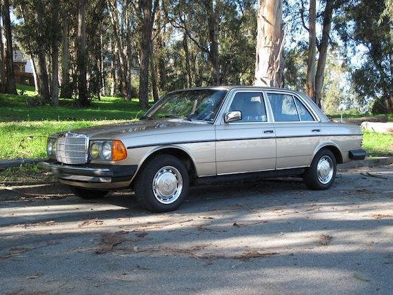 Mercedes-benz 280e photo - 5