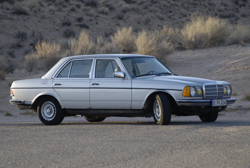 Mercedes-benz 280e photo - 6