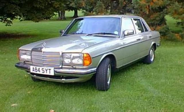 Mercedes-benz 280e photo - 8