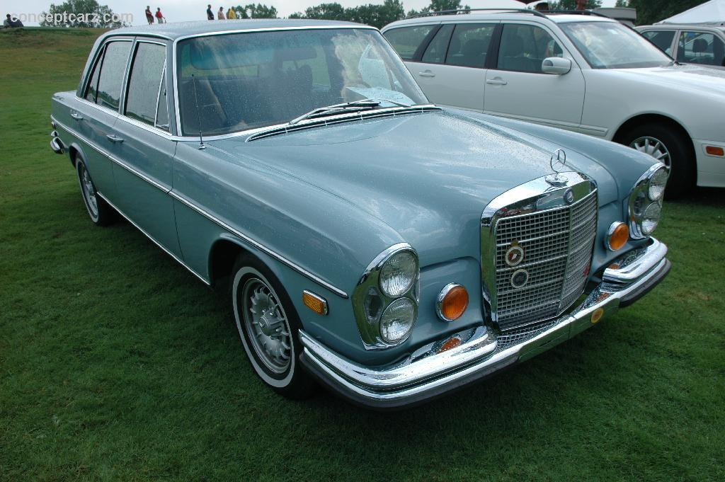 Mercedes-benz 280s photo - 1