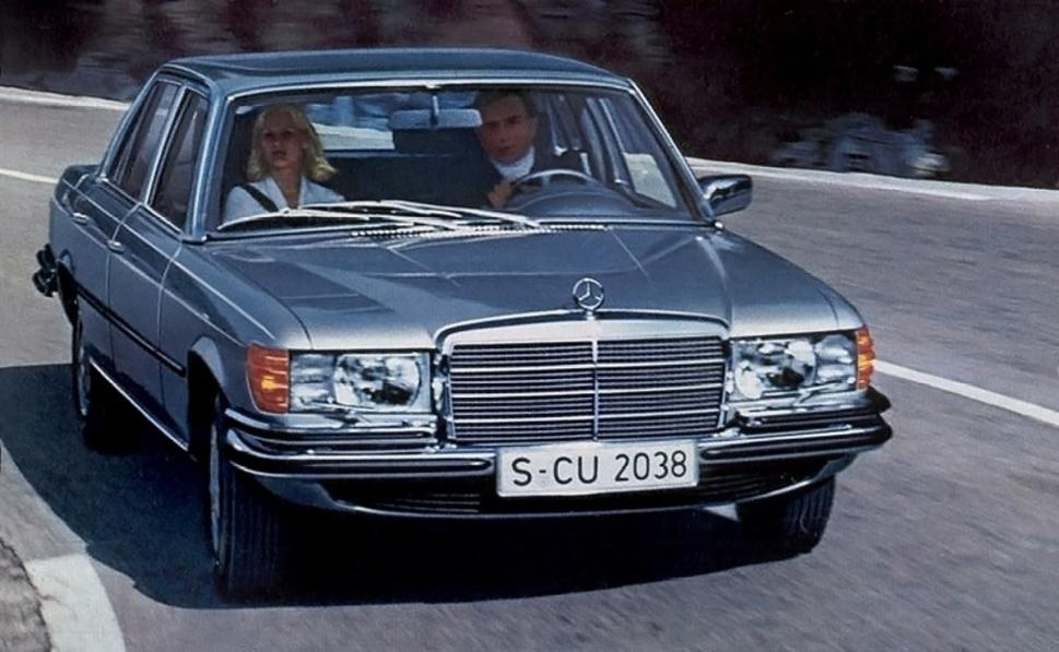 Mercedes-benz 280s photo - 10