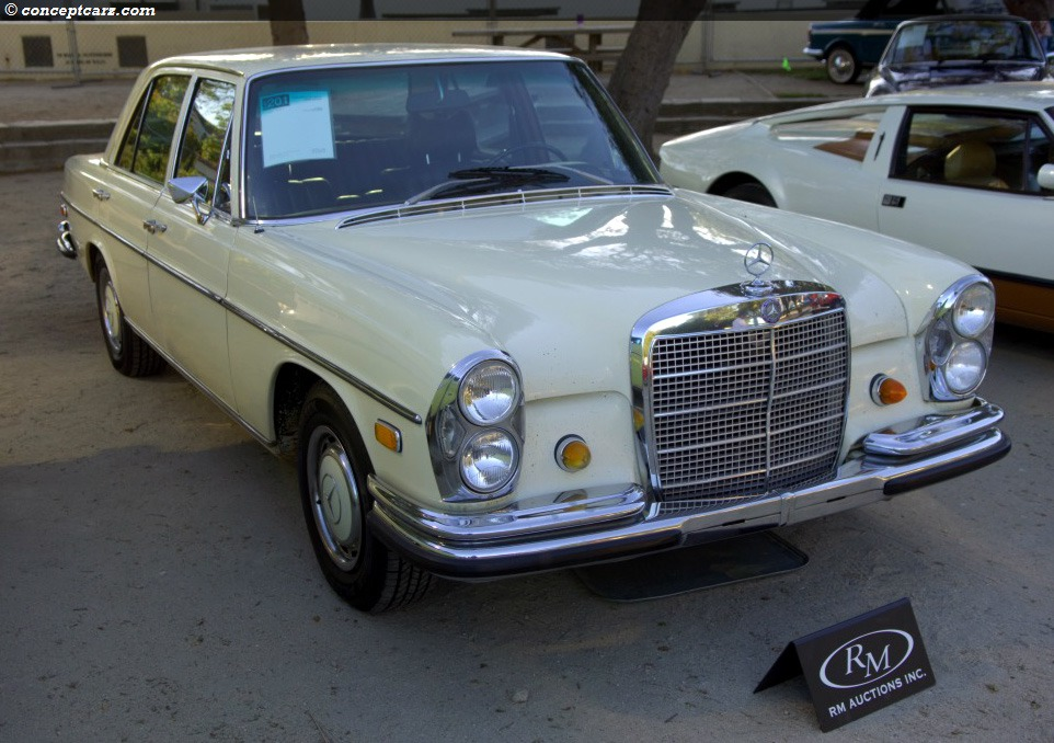 Mercedes-benz 280s photo - 2