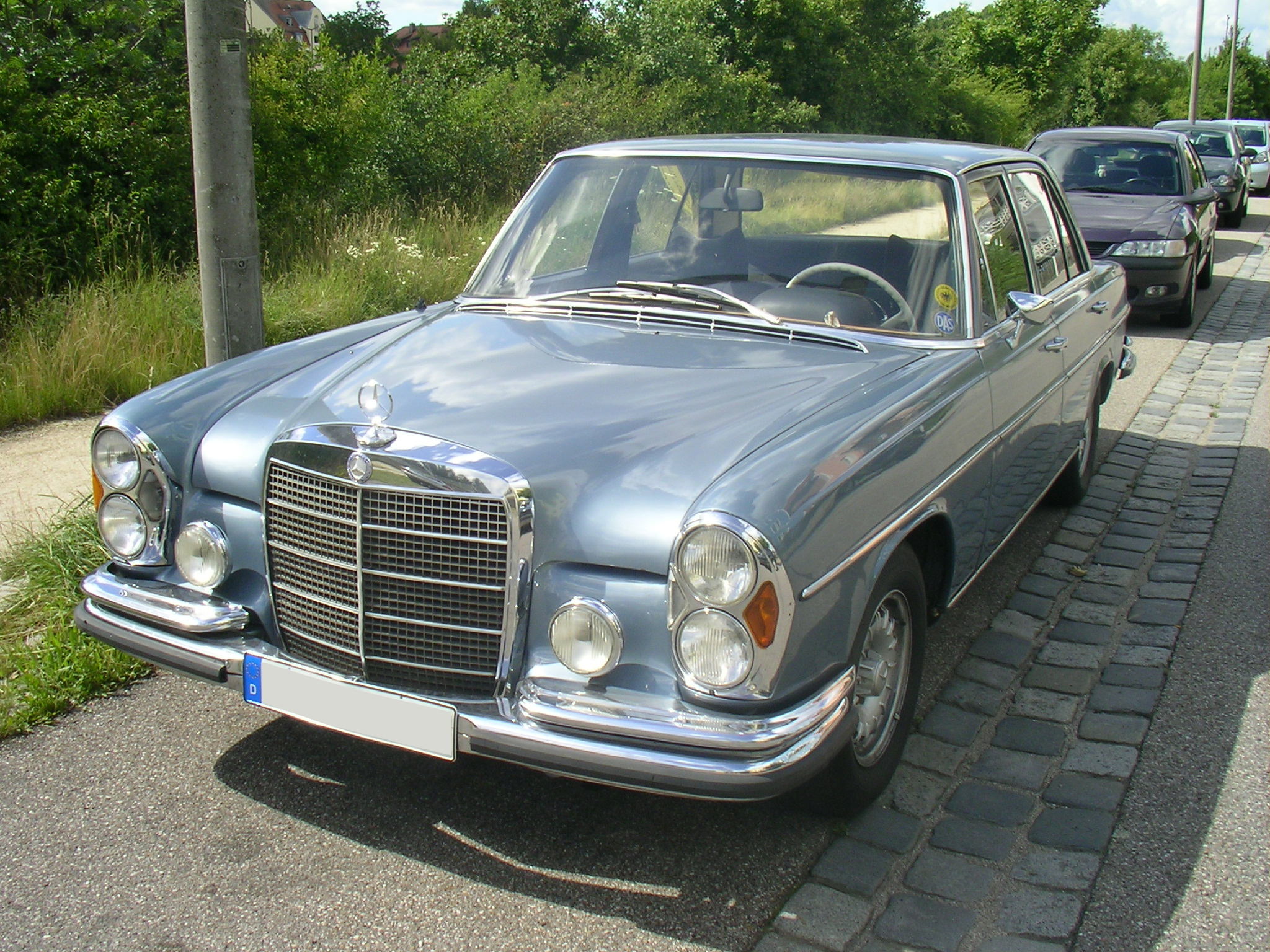 Mercedes-benz 280s photo - 3