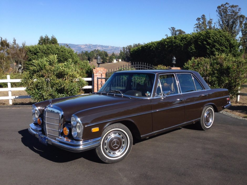 Mercedes-benz 280s photo - 6