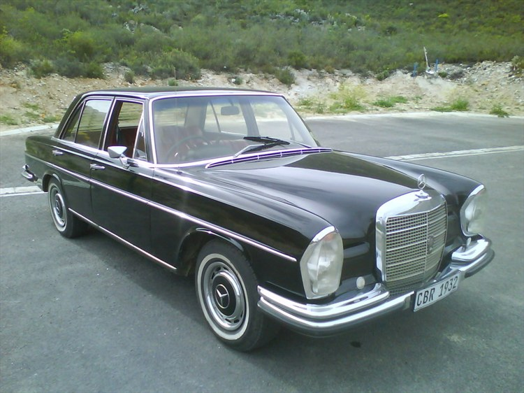 Mercedes-benz 280s photo - 7