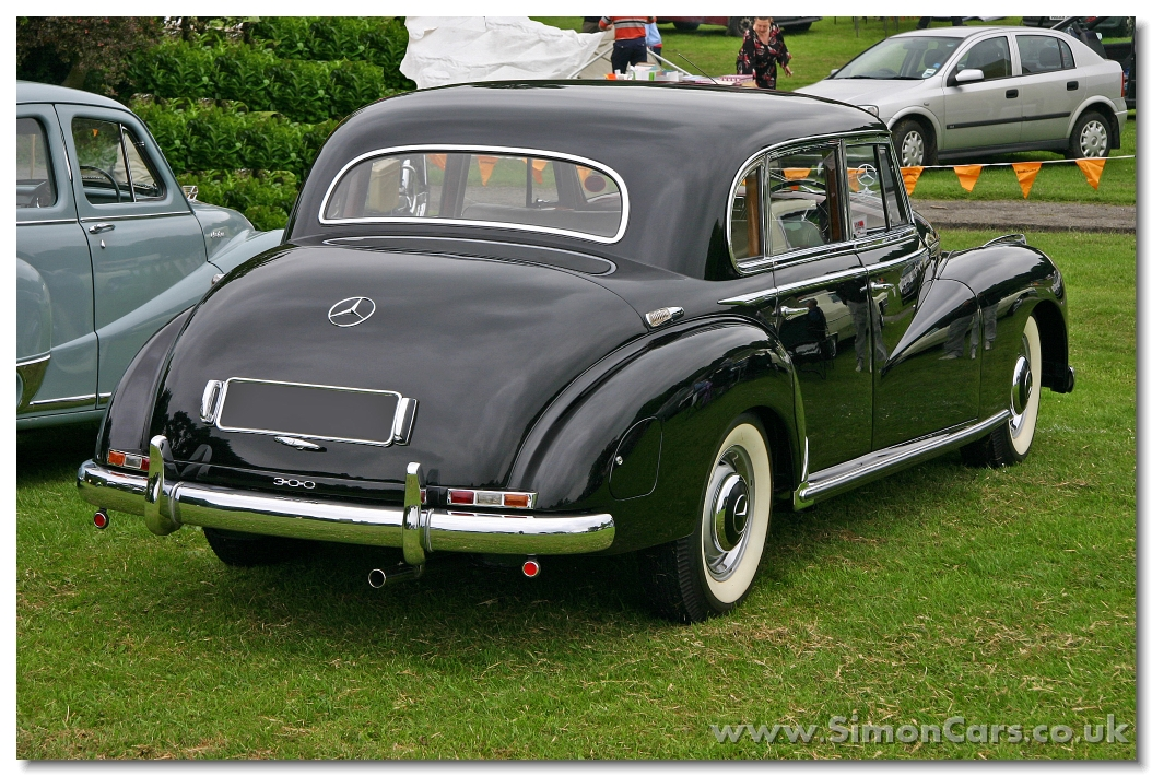 Mercedes-benz 300b photo - 10