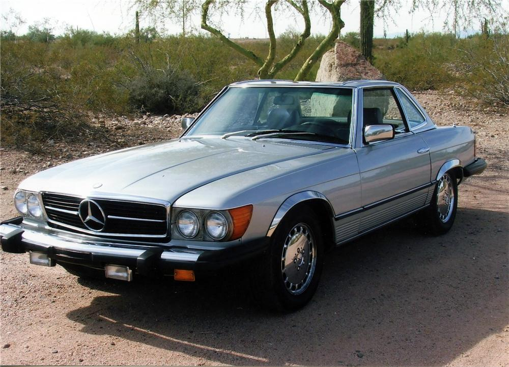 Mercedes-benz 380sl photo - 1