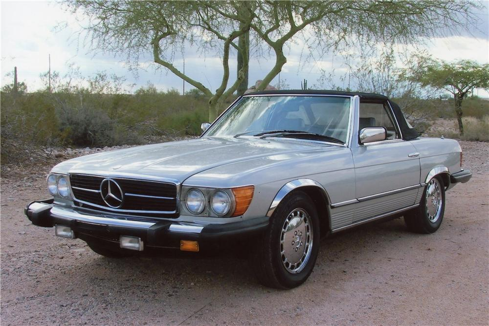 Mercedes-benz 380sl photo - 10