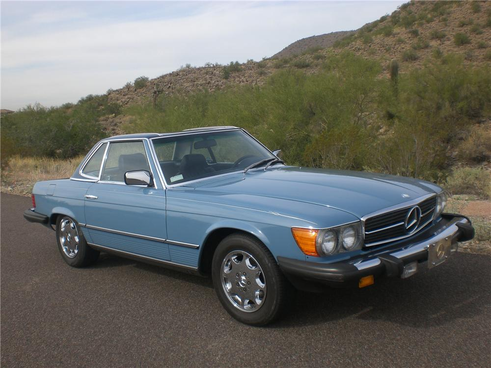 Mercedes-benz 380sl photo - 4