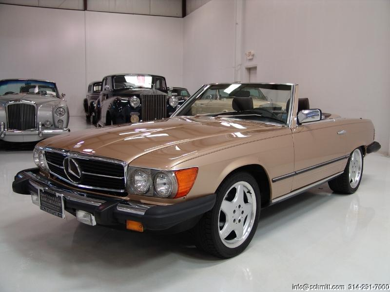 Mercedes-benz 380sl photo - 5