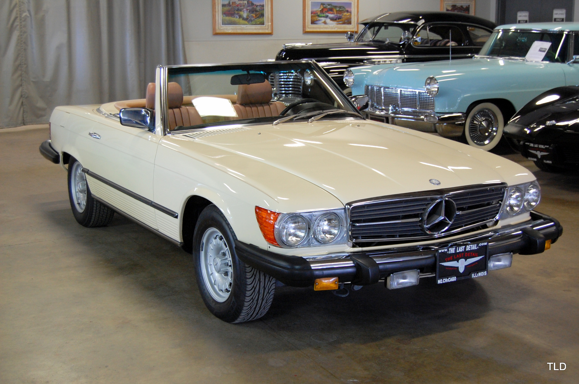 Mercedes-benz 380sl photo - 6
