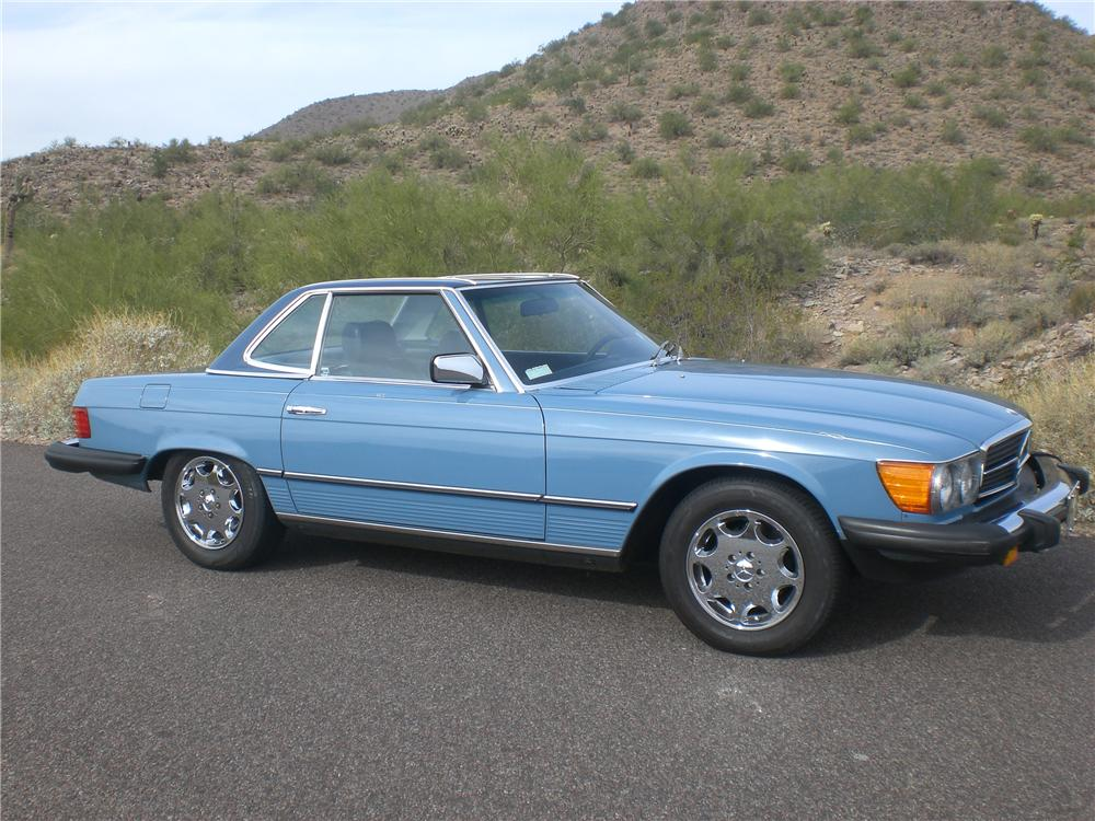 Mercedes-benz 380sl photo - 7